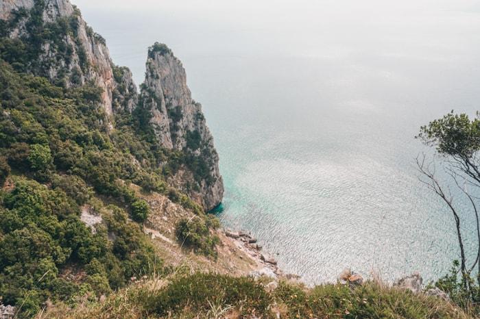 ruta monte buciero santoña