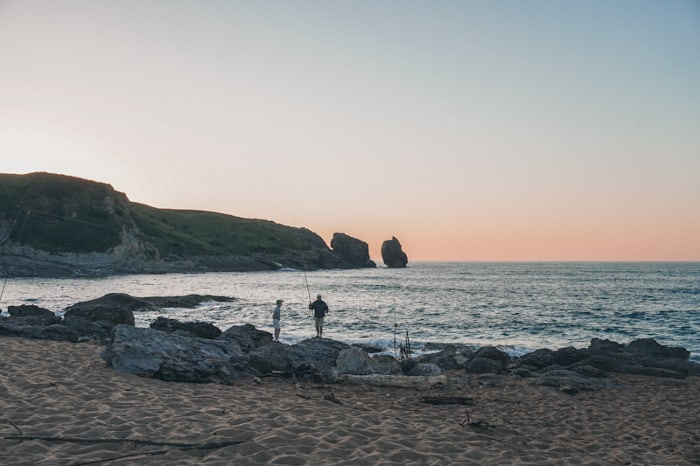 Playa de Robayera