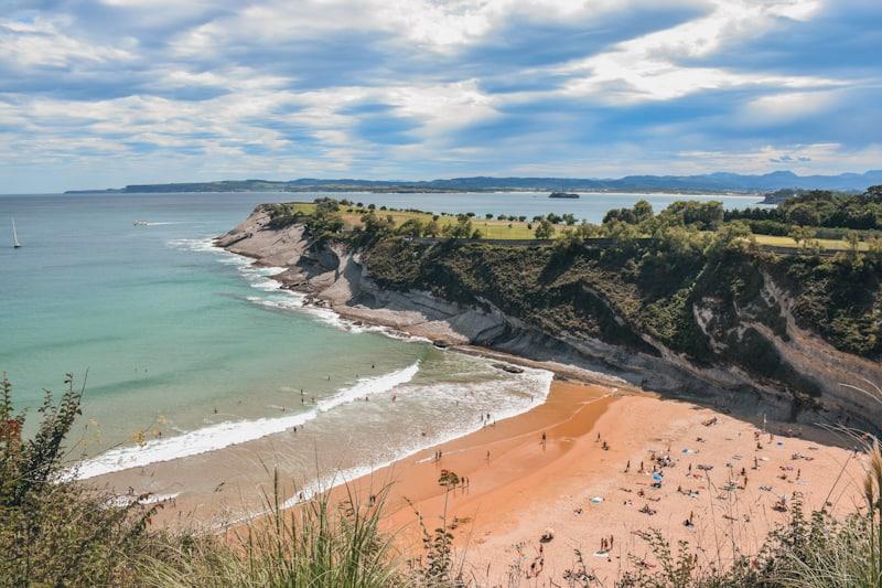 playas de santander mataleñas