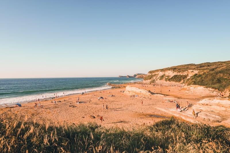 playa de canallave liencres