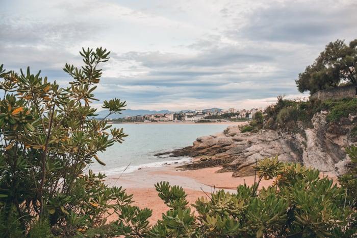 mejores playas de santander los molinucos