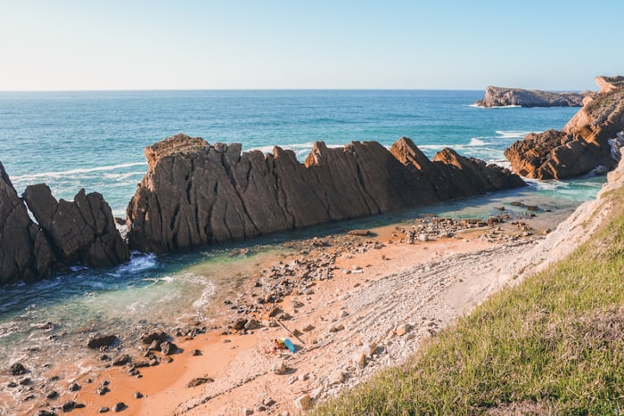 playa del madero costa quebrada