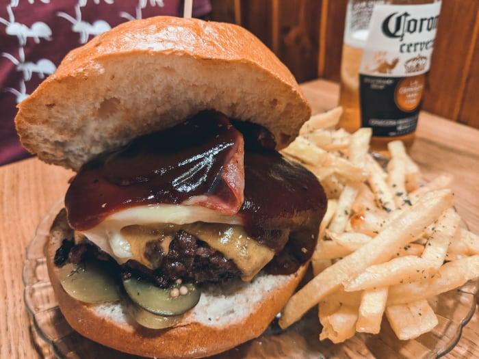 hamburguesas de santander a domicilio irons