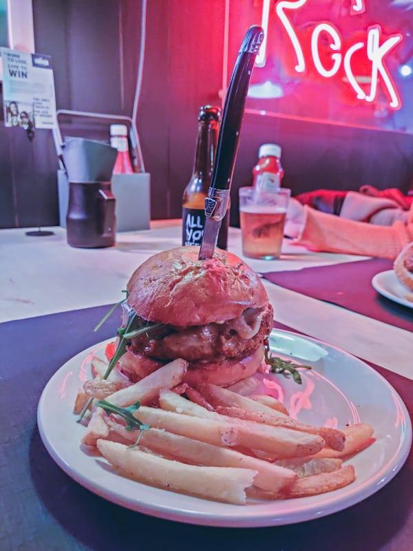 hamburguesas santander la carnaza