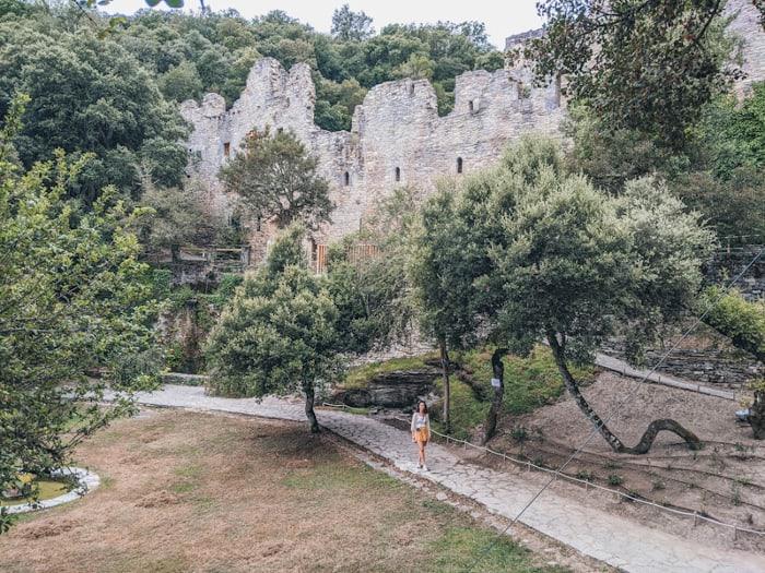 jardin botanico de santa catalina vitoria