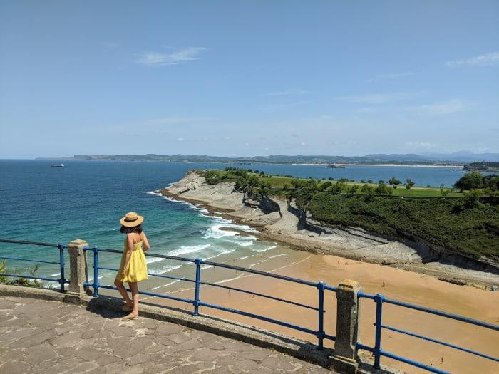 mejores playas de santander