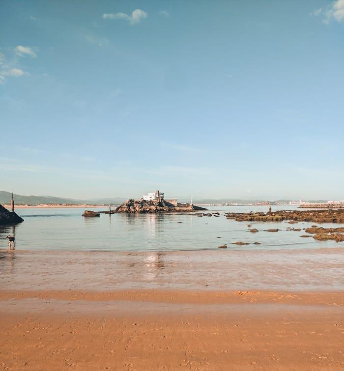 playa la magdalena santander