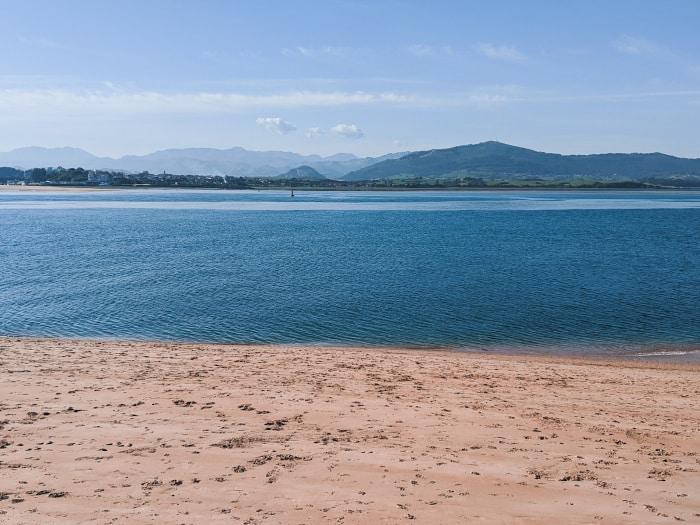 mejores playas de santander playa los peligros