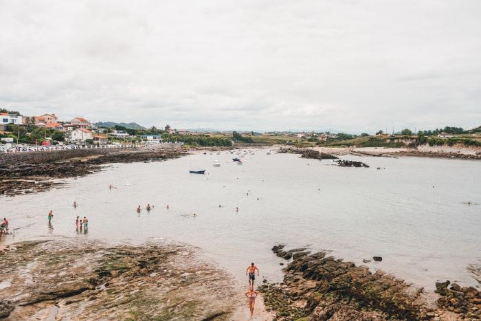 playa la maruca santander