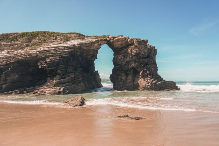 Guía Para Visitar La Playa De Las Catedrales Imanes De Viaje